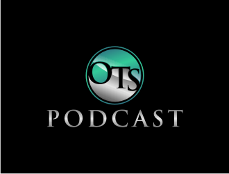 Own Thy Self Podcast / OTS Podcast logo design concepts #5