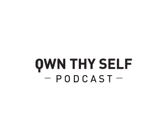 Own Thy Self Podcast / OTS Podcast logo design concepts #10