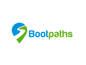 Bootpaths logo design concepts #1