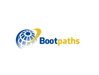 Bootpaths logo design concepts #3