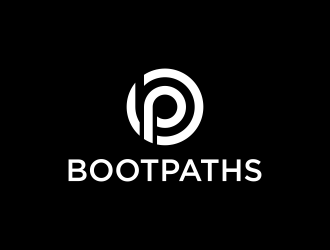 Bootpaths logo design concepts #4