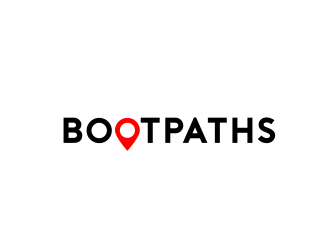 Bootpaths logo design concepts #5