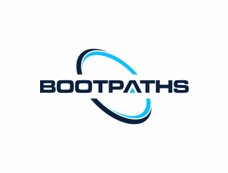 Bootpaths logo design concepts #7