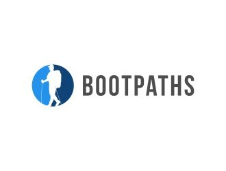 Bootpaths logo design concepts #8