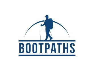 Bootpaths logo design concepts #9