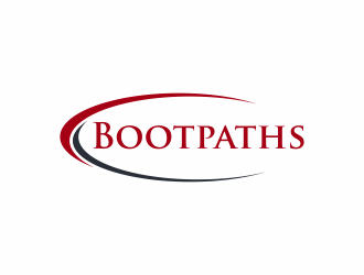 Bootpaths logo design concepts #10