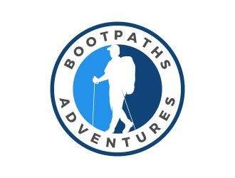 Bootpaths logo design concepts #11