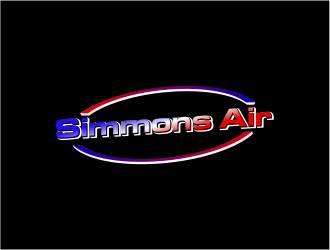 Simmons Air logo design concepts #4
