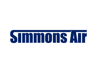 Simmons Air logo design concepts #6