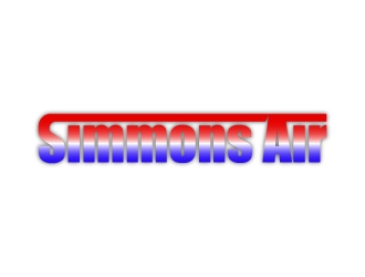 Simmons Air logo design concepts #8