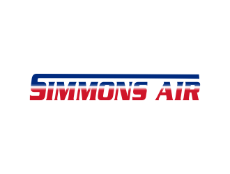 Simmons Air logo design concepts #11