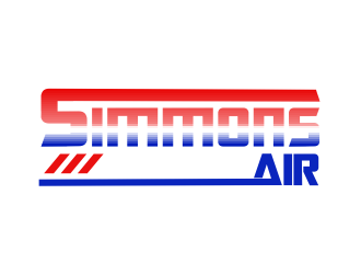 Simmons Air logo design concepts #15