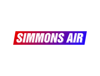 Simmons Air logo design concepts #16