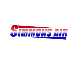 Simmons Air logo design concepts #18