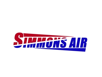 Simmons Air logo design concepts #19