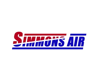 Simmons Air logo design concepts #21