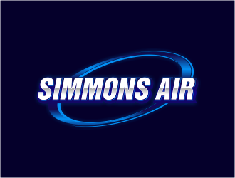 Simmons Air logo design concepts #22