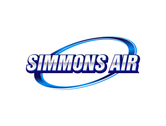 Simmons Air logo design concepts #23