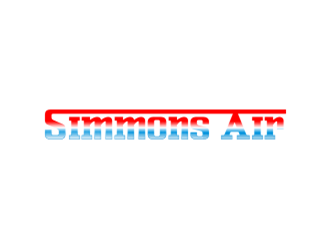 Simmons Air logo design concepts #24
