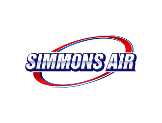 Simmons Air logo design concepts #1