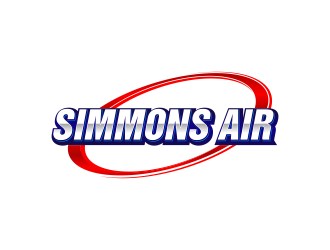 Simmons Air logo design concepts #2