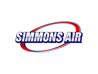 Simmons Air logo design concepts #3