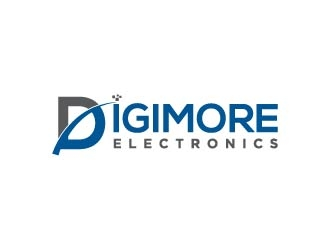 Digimore Electronics logo design concepts #6