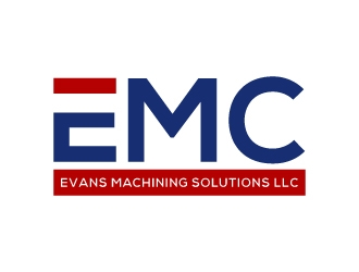 Evans Machining Solutions LLC logo design concepts #9