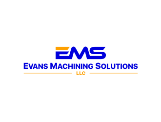 Evans Machining Solutions LLC logo design concepts #11