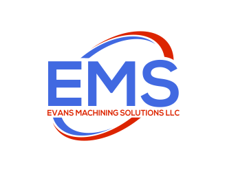Evans Machining Solutions LLC logo design concepts #12