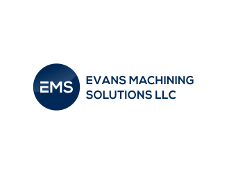 Evans Machining Solutions LLC logo design concepts #14