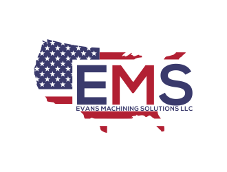 Evans Machining Solutions LLC logo design concepts #15