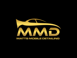 Matts Mobile Detailing logo design concepts #2
