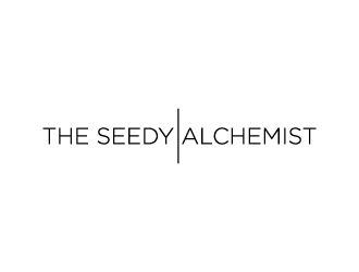 The Seedy Alchemist logo design concepts #1