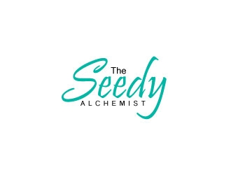 The Seedy Alchemist logo design concepts #3