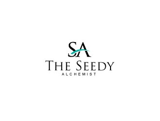 The Seedy Alchemist logo design concepts #4