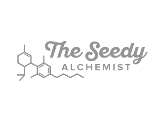 The Seedy Alchemist logo design concepts #6
