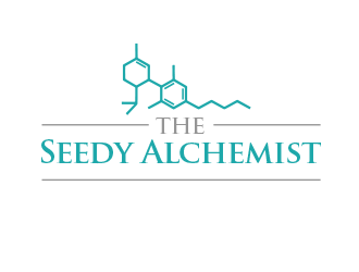The Seedy Alchemist logo design concepts #7