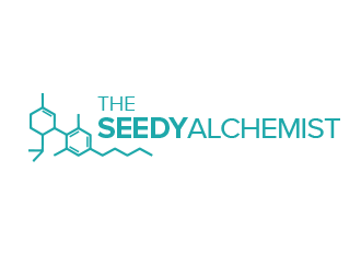 The Seedy Alchemist logo design concepts #8