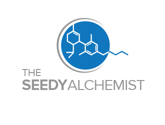 The Seedy Alchemist logo design concepts #9