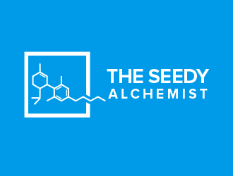 The Seedy Alchemist logo design concepts #10