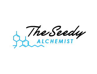 The Seedy Alchemist logo design concepts #11