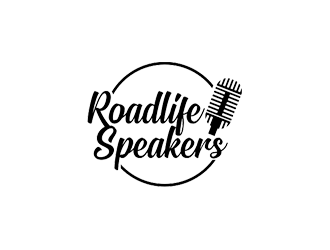 Roadlife Speakers logo design concepts #3