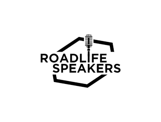 Roadlife Speakers logo design concepts #5