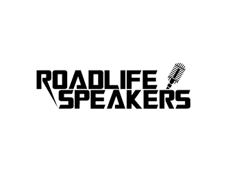 Roadlife Speakers logo design concepts #6