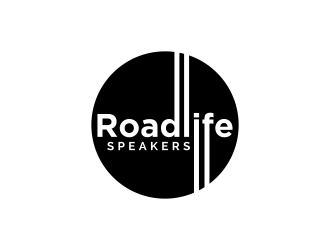 Roadlife Speakers logo design concepts #7