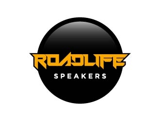 Roadlife Speakers logo design concepts #8
