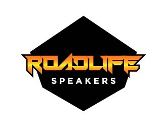 Roadlife Speakers logo design concepts #9