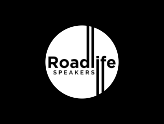 Roadlife Speakers logo design concepts #10