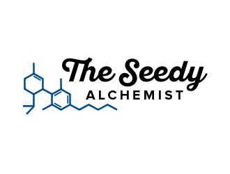 The Seedy Alchemist logo design concepts #2